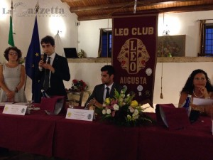 Charter Night del Leo Club di Augusta