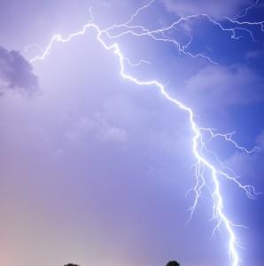 Saetta in un temporale