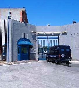Ingresso carcere di Augusta