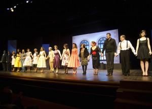 Premiazione della compagnia teatrale Redicuore a Giardini Naxos