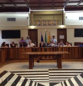 Consiglio comunale di Augusta
