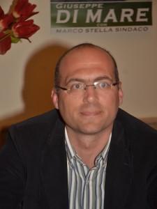 Giuseppe Di Mare consigliere comunale di CambiAugusta