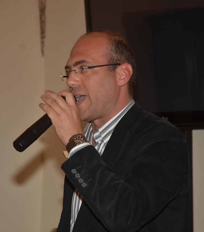 Giuseppe Di Mare consigliere comunale della lista CambiAugusta