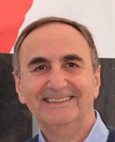 Pino Pisani vicesindaco e assessore all'ambiente di Augusta