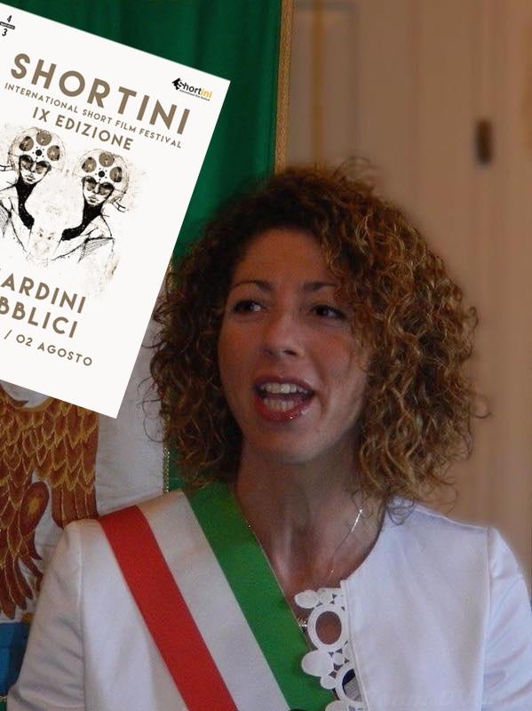 Sindaco Cettina Di Pietro e Shortini
