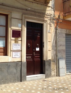 Studio medico del compianto Sebastiano Tringali