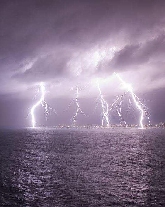 Allerta meteo ad Augusta