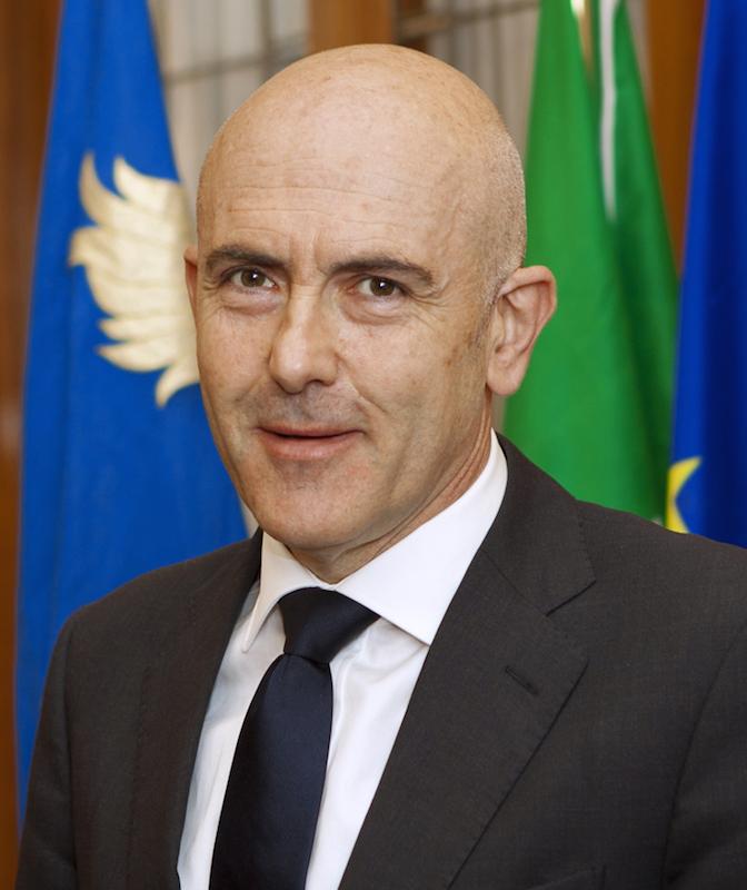 Gioacchino Alfano sottosegretario alla Difesa in visita ad Augusta