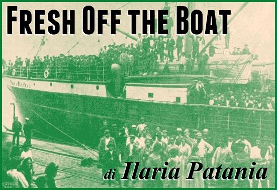 Il Blog su avventure di una emigrante augustana Fresh off the boat di Ilaria Patania per La Gazzetta Augustana.it