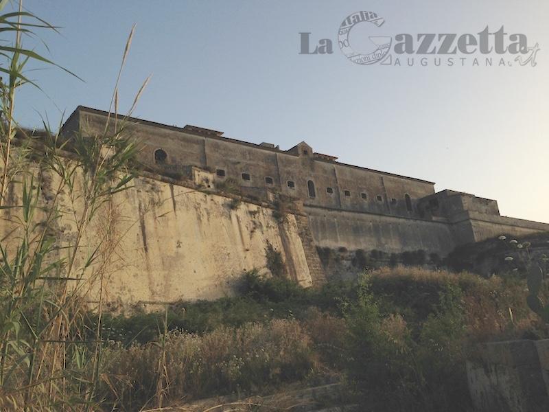 Castello svevo di Federico II ad Augusta