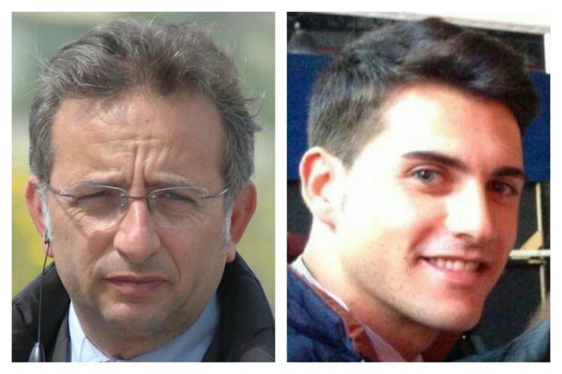 Vincenzo Vinciullo e Luca Campisi