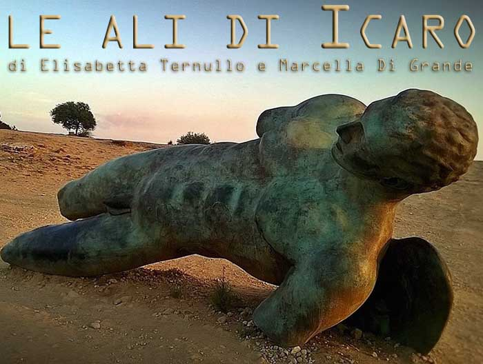 Il Blog di poesia e prosa Le Ali di Icaro a cura di Elisabetta Ternullo e Marcella Di Grande per La Gazzetta Augustana.it