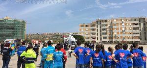 Rischio sismico, esercitazione provinciale di protezione civile nel fine settimana