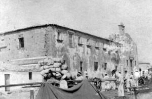 Convento e chiesa delle Grazie, anni '40