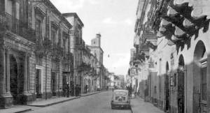 Chiesa della Annunziata su via Garibaldi, anni '50