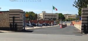 Augusta, 4 dicembre, Marina militare apre le porte per celebrare Santa Barbara. Messa officiata dall'arcivescovo Pappalardo
