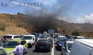 incidente-incendio-galleria-autostrada-catania-siracusa-1