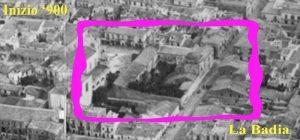 Il Monastero di Santa Caterina, anno 1907