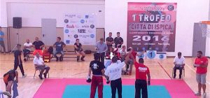 Kickboxing, sul tatami di Ispica l'orgoglio d'oro del Team Di Vico
