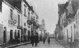 Via Giuseppe Garibaldi, anni '20