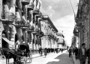 Via Principe Umberto, anni '50