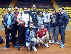 team-di-vico-campionato-regionale-kickboxing-palacatania