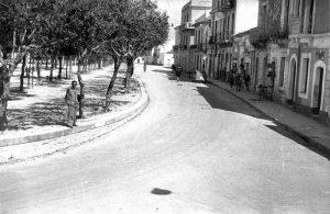 Via Cristoforo Colombo, anni '50
