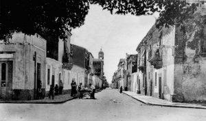 Via Megara, anni '30