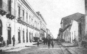 Via Roma, ancora Via Chersoneso, anni '20