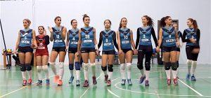 Serie C femminile, le augustane del volley calano il tris