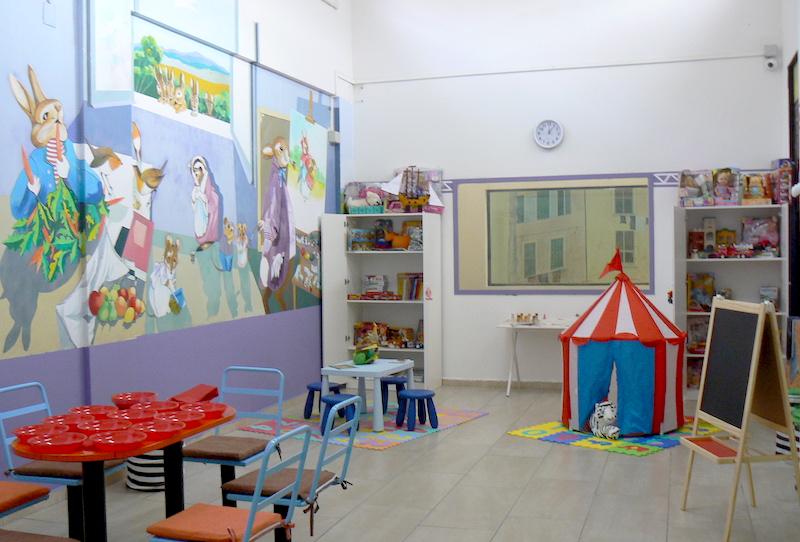 Sala Giochi Per Bambini : Inaugurazione di una sala giochi per bambini chiude il ciclo di