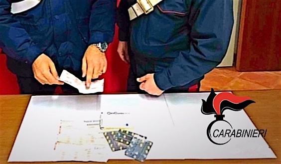 Casapesenna. Detenzione e spaccio di stupefacenti: arrestato 35enne