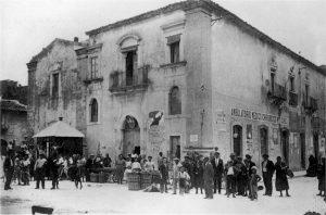 Piazza d'Astorga, inizio anni '30