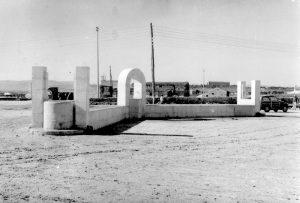 Piazzale Fontana, anni '50