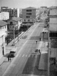 Viale Italia, anni '60