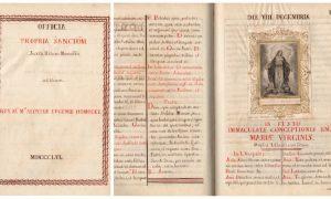 Tutte le celebrazioni sacre ad Augusta in un manoscritto del 1856, rinvenuto nella biblioteca Omodei-Migneco