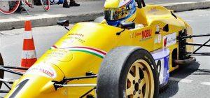 Automobilismo, pilota augustano secondo assoluto nello slalom del Gran premio di Racalmuto