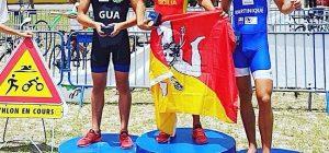 Atletica, l'augustano Ennio Salerno fa bis di vittorie ai Giochi delle isole nella Martinica