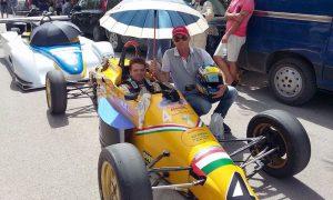 Automobilismo, cronoscalata Val d'Anapo-Sortino, l'augustano Centamore 5° assoluto tra le auto storiche
