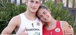 Beach volley, due atleti augustani hanno portato avanti la Sicilia al Trofeo delle regioni
