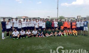 Calcio, buon test di un rinnovato Megara contro gli allievi della Sicula Leonzio