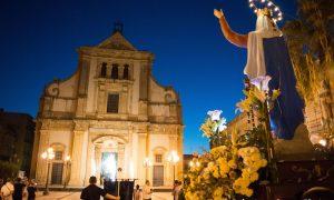 Breve storia di Augusta: la chiesa Madre e ricorrenze particolari