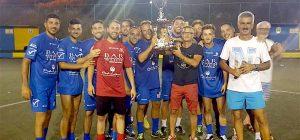 """Calcio a 7 amatoriale, si conclude il tradizionale """"Torneo dei bar"""""""
