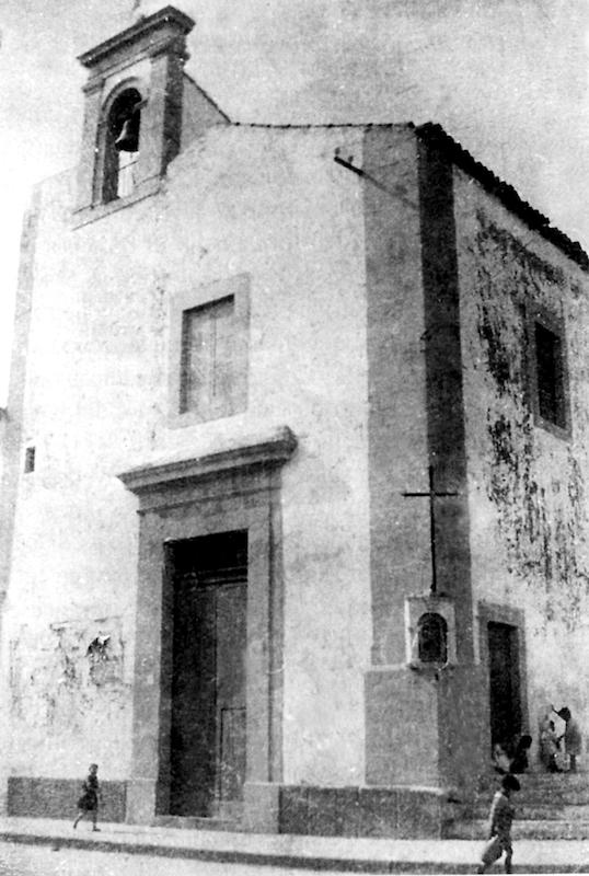 Chiesa San Francesco d'Assisi, Via Principe Umberto, anni trenta