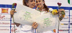 Karate, le due giovani augustane Agus e Cavallaro convocate in azzurro per Rijeka