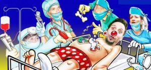 """""""Gli allegri chirurghi"""", nuovo spettacolo teatrale e beneficenza"""