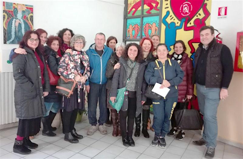 docenti-istituto-principe-di-napoli-liceo-megara-per-presepe-in-cittadella-augusta