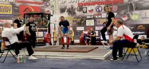 Powerlifting, giovane augustano vince l'oro al mondiale Wpa in Polonia