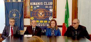 """Concerto di Antonella Ruggiero, il Kiwanis confeziona i """"regali di Natale"""" per Augusta e la scuola Todaro"""