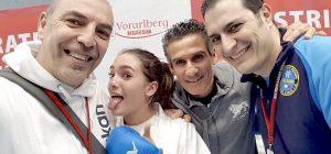 Karate, l'augustana e azzurra Asia Agus è d'oro in Austria